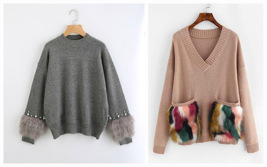 Как украсить свитер: 7 эффектных идей вдохновение