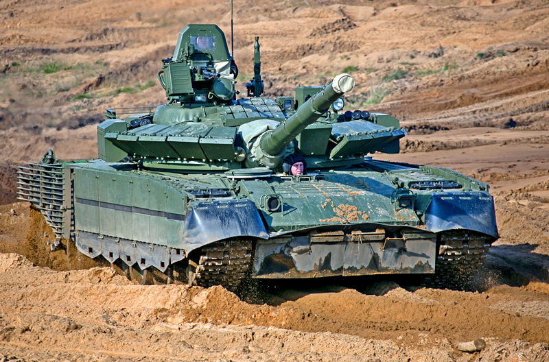 Т-90М «Прорыв-3» идет в войска