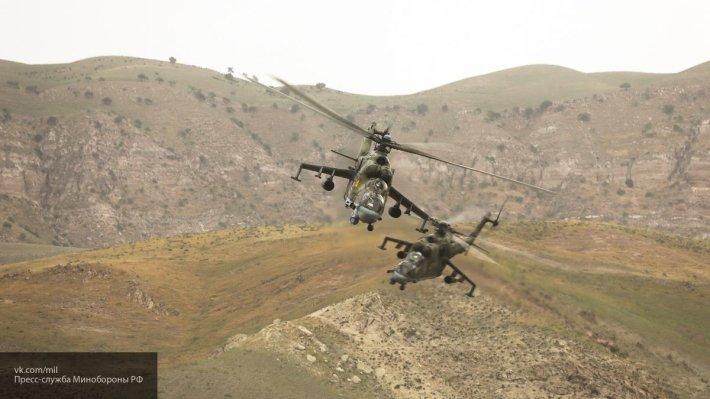 Опубликованы кадры арсенала ИГ, захваченного САА при помощи ВКС РФ