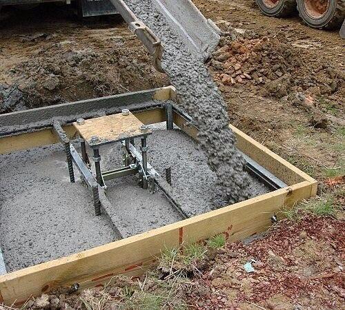 Какой бетон нужен для фундам…