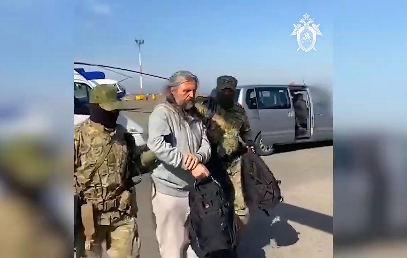 Ехали как на войну: ФСБ отправила в тень элиту Города Солнца россия