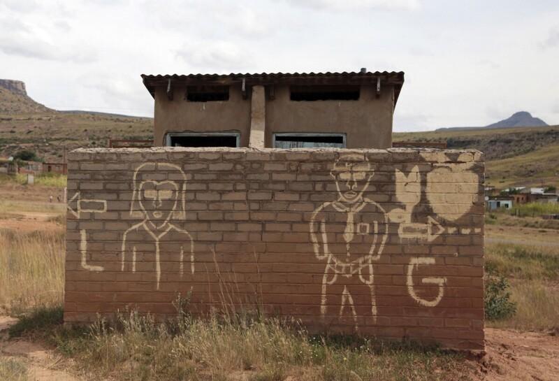 Кадры из повседневной африканской жизни Африка,жизнь,люди