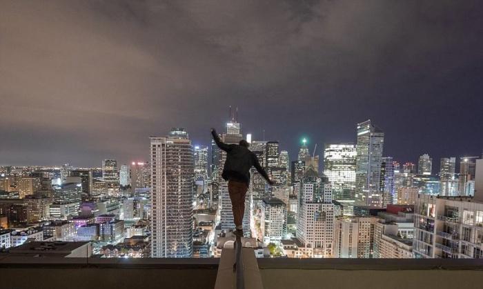 11 экстремальных фотографий, незаконно сделанных в самых высоких точках планеты