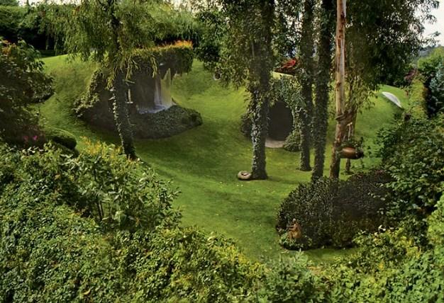 Теперь в моде вот такие ″органические″ дома. Если твоя жизнь - сказка... архитектура,дизайн,дом,интересное