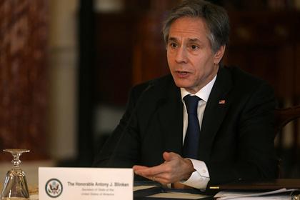 Блинкен встретится с партнерами США по НАТО из-за «военной активности» России