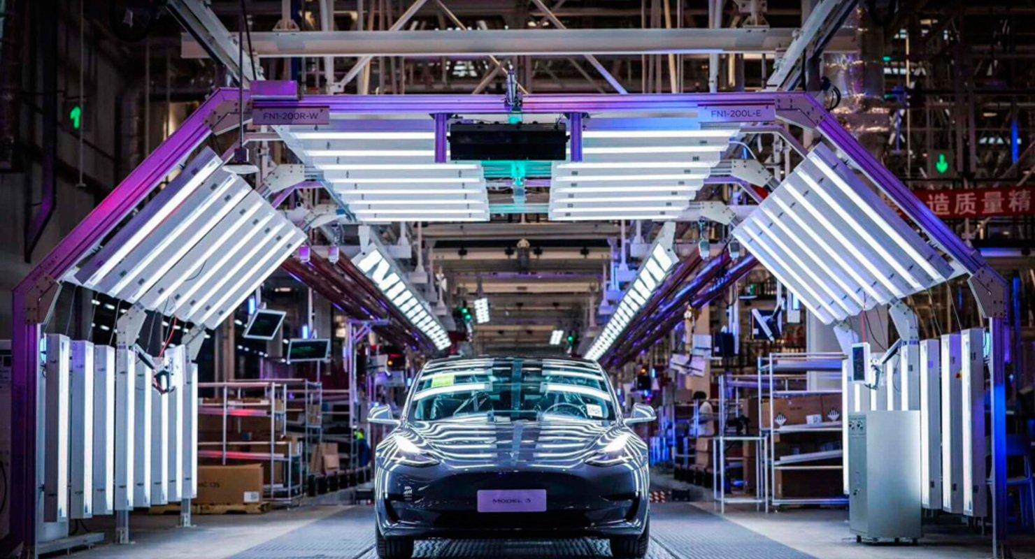 Компания Tesla запустит свой новый автозавод в Германии в ноябре 2021 года Автомобили