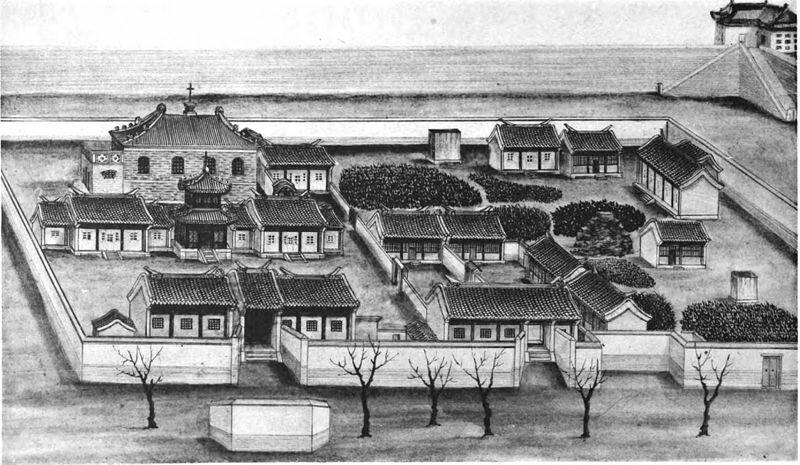 Как беглые русские крепостные составили элитную часть китайской императорской гвардии история