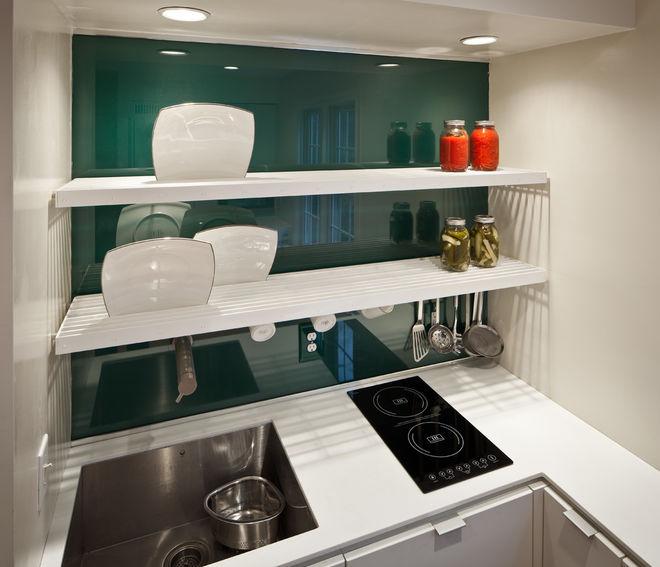 Современный Кухня by Bunker Workshop