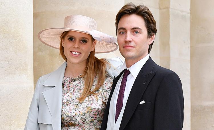 Муж принцессы Беатрис нанял на работу свою бывшую девушку Монархи,Британские монархи