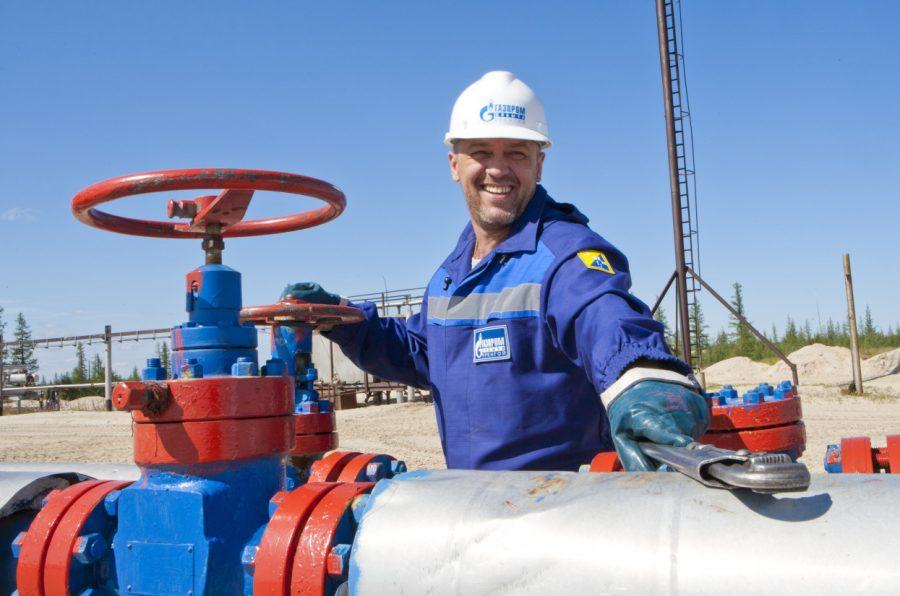Европа на «газовом поводке»…