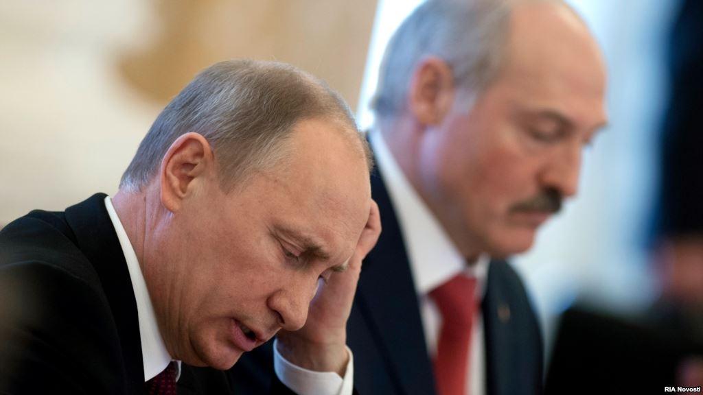 Лукашенко делает ставку на жесткое противостояние с Россией