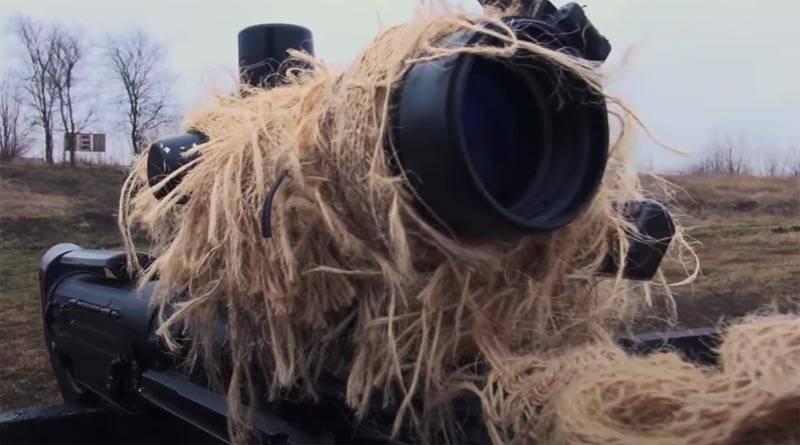 Профессия - снайпер