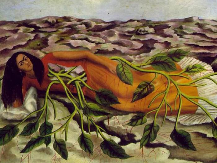 Фрида Кало - гений, рождённый через боль.