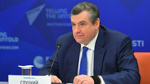Слуцкий призвал не дистанцироваться полностью от европейских организаций Лента новостей