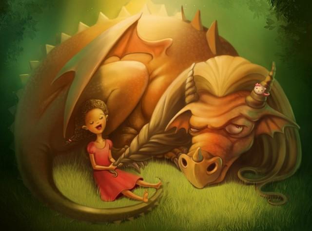 Как завести дракона
