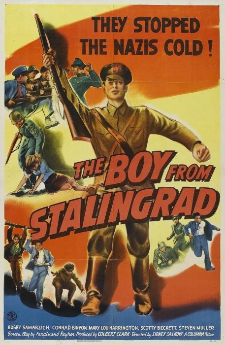 «Мальчик из Сталинграда». / Фото: www.rarefilmsandmore.com