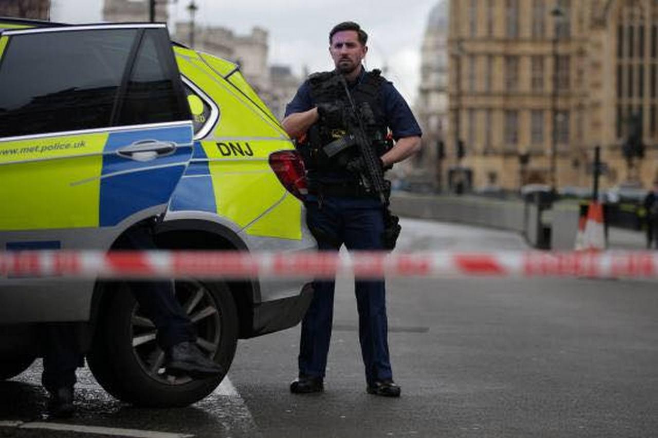 Полиция Лондона арестовала семерых человек из-за теракта около британского парламента