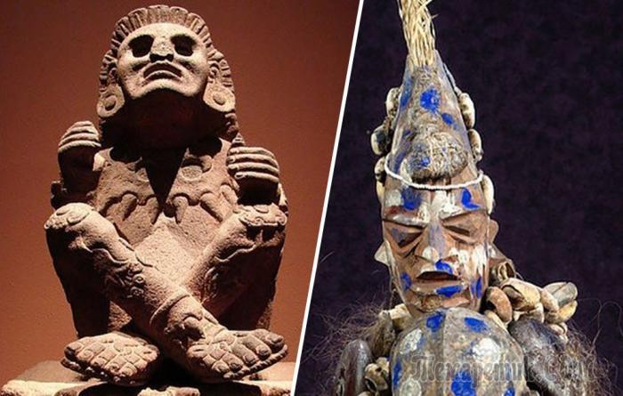 Малоизвестные древние боги
