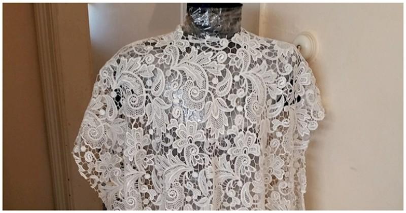 Невеста сама сшила себе свадебное платье, которое не отличить от дизайнерских моделей из салона платье, своими руками, создание