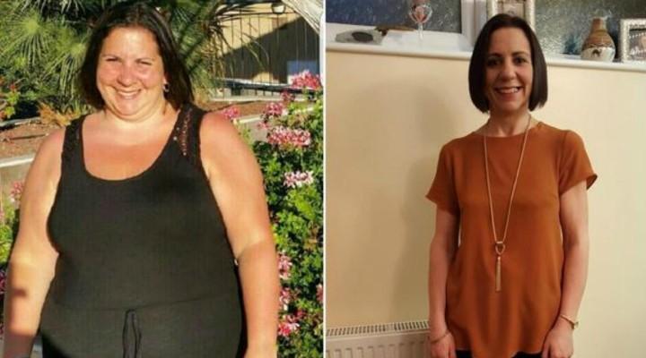 Истории удивительного похудения