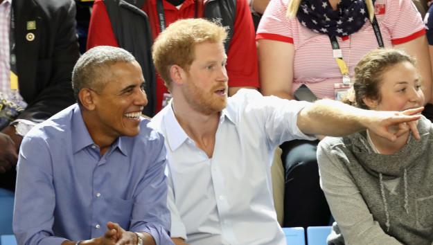 Почему принц Гарри не пригласил на свадьбу Барака Обаму?