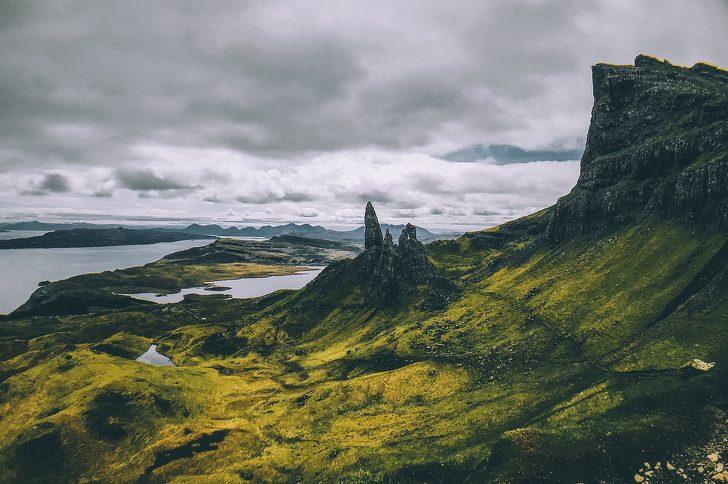 Портал в другую вселенную и ещё 10 удивительных фактов о Шотландии города,заграница,отдых,страны,Шотландия