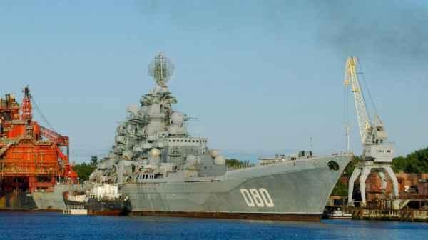 Российский крейсер привел в ужас американцев новости,события,политика