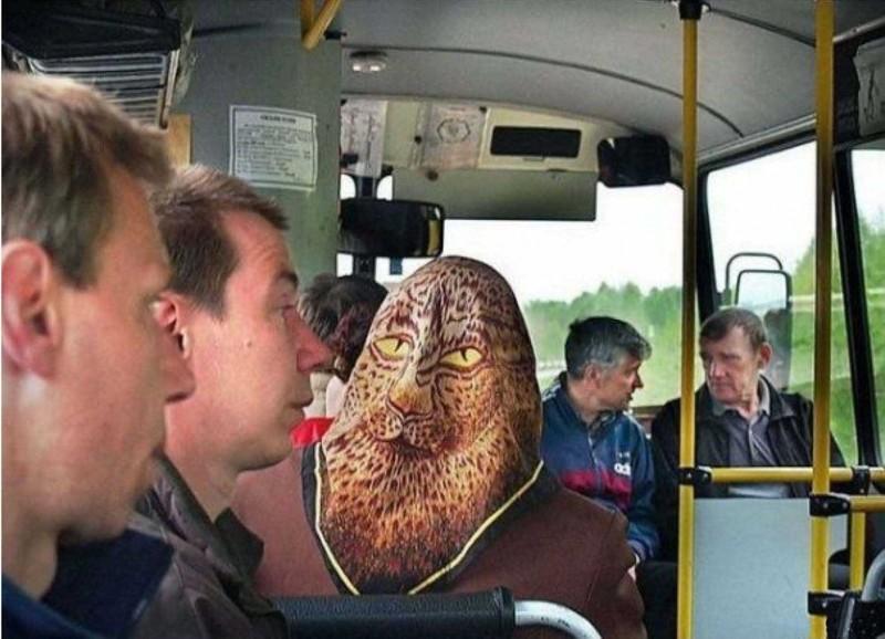 Вот почему я обожаю поездки в общественном транспорте в автобусе, в маршрутке, в метро, в троллейбусе, прикол