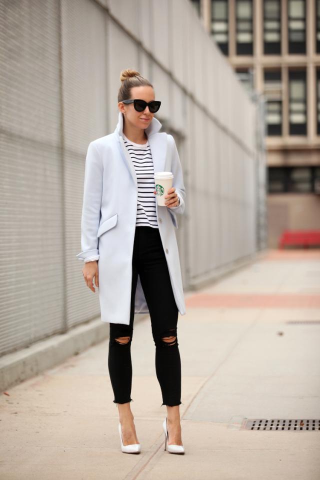 С чем надеть черные джинсы: беспроигрышные варианты на каждый день