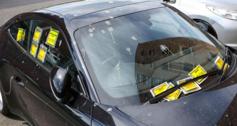 ВБритании обнаружили водителя ссамым большим количеством штрафов. Новсе нетак просто