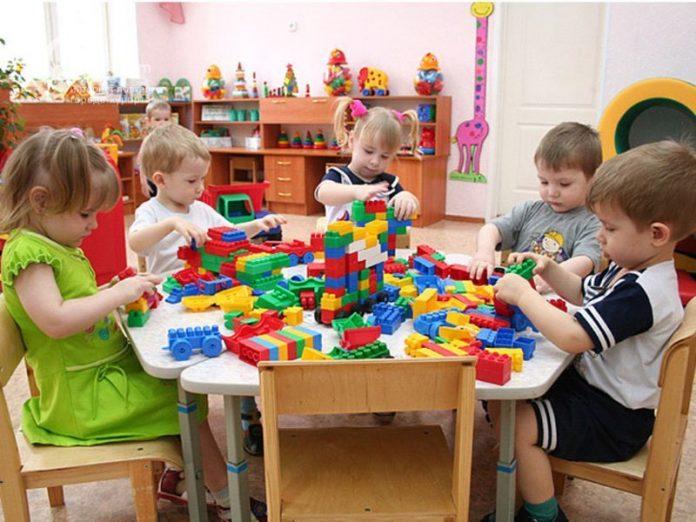Очень крутой детский сад!