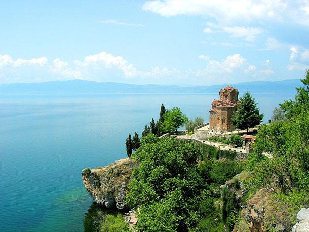 Озеро Охрид 3