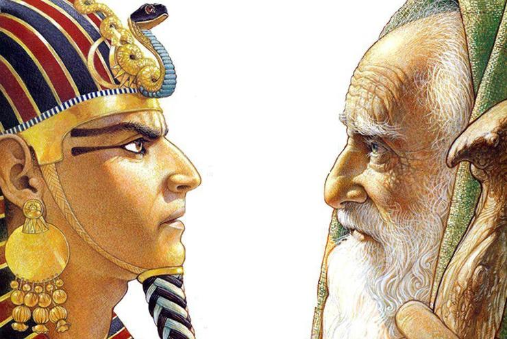 Фараон Исхода