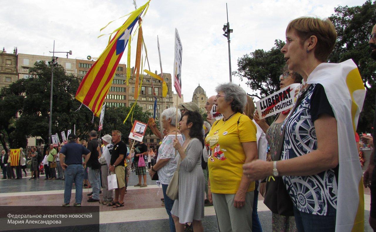 В Мадриде проходит акция сто…