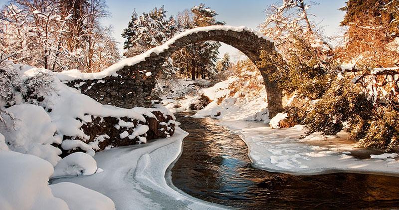 Сказочные мосты в реальности