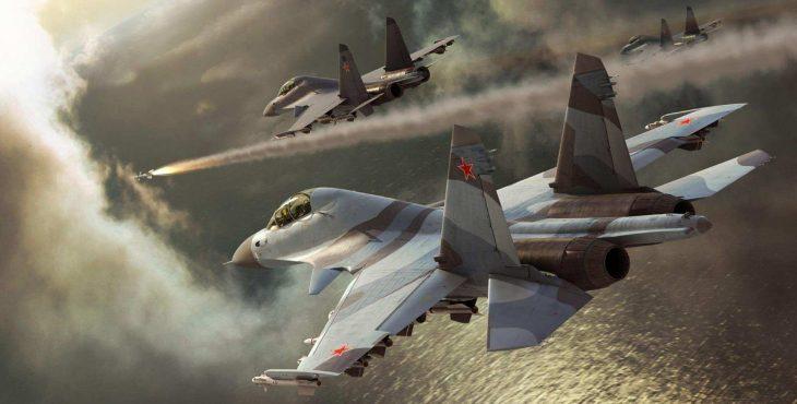 ВКС России уничтожает террористов, а спецназ США гостит у ИГИЛ!