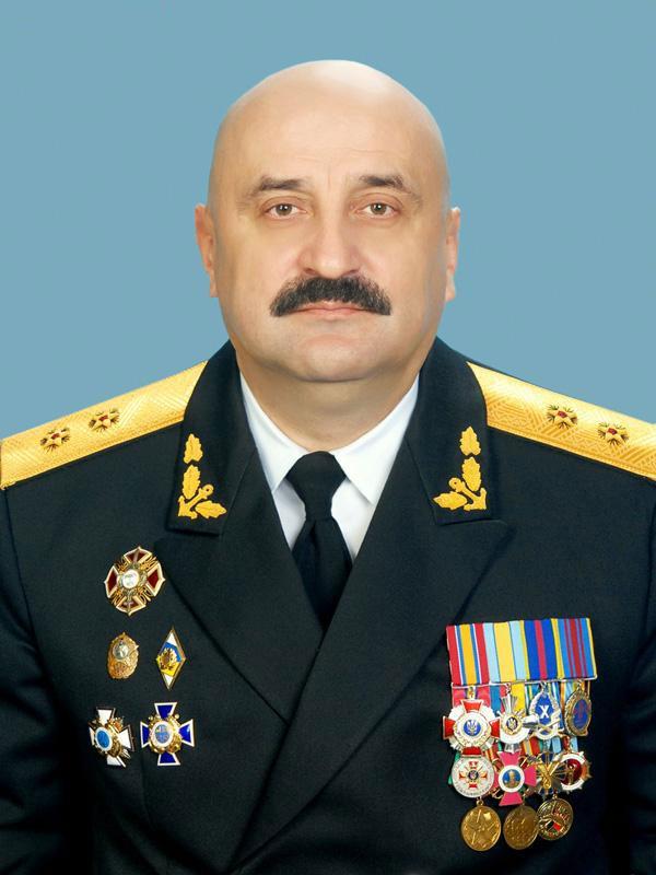 Пояснения адмирала Ильина