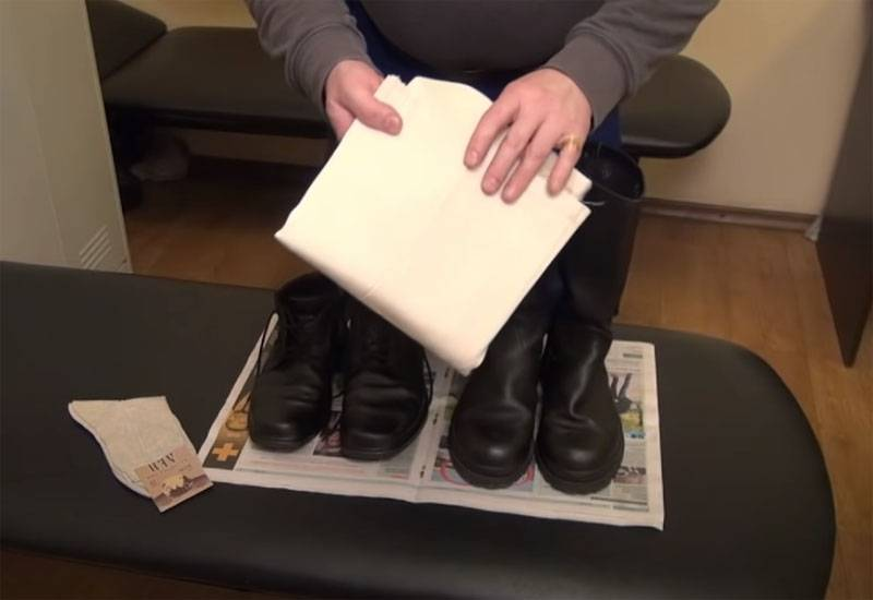 Портянки или носки: многолетний спор о том, что лучше для солдатских ног
