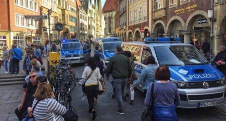 Теракт в Мюнстере: журналист…