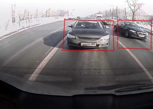 Авто подстава - изящней надо быть, господа уголовники!