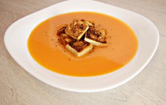 Овощной крем-суп