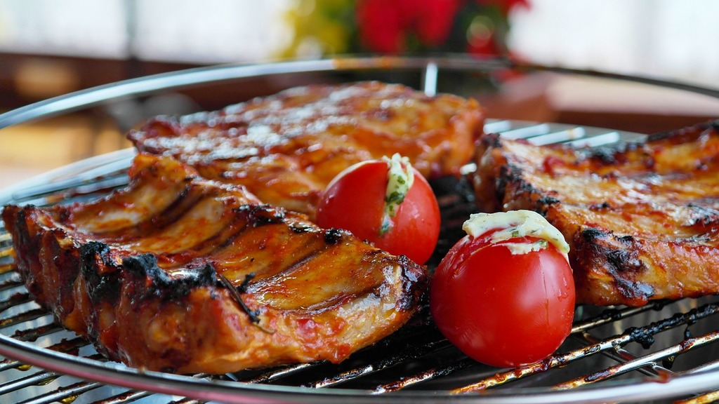 Витамины при неврологических заболеваниях. Гриль — идеальный вариант приготовления и для овощей, и для мяса
