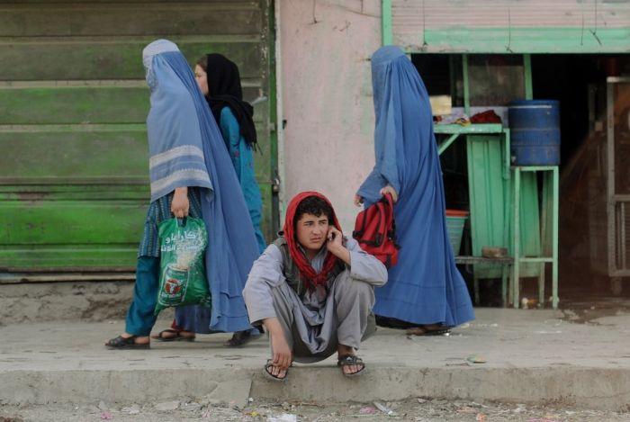 Афганская традиция «бача пош…