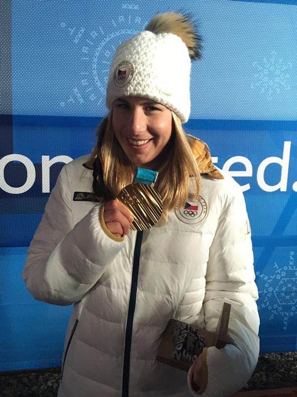 """Эстер Ледецка: """"Девочки были в шоке"""". Пожалуй главная сенсация олимпиады."""
