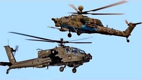 Иностранцы о сравнении Ми-28 и Апач: «страшно представить, чего русские добились бы, при нашем бюджете»