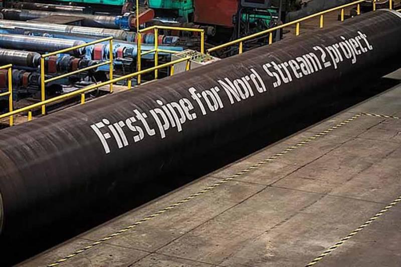 Nord Stream 2. «Газпром» на финишной прямой
