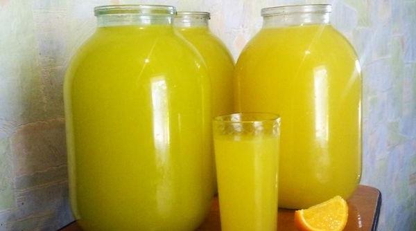 Как из 4 апельсинов сделать 9 литров сока!