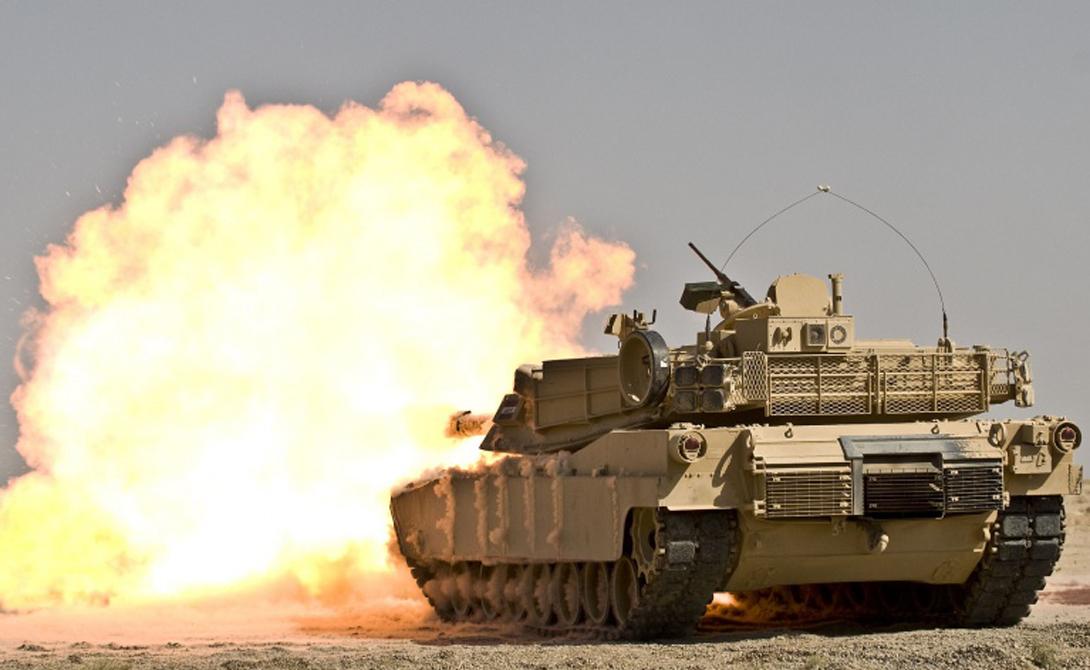 Самые опасные вооружения армии США
