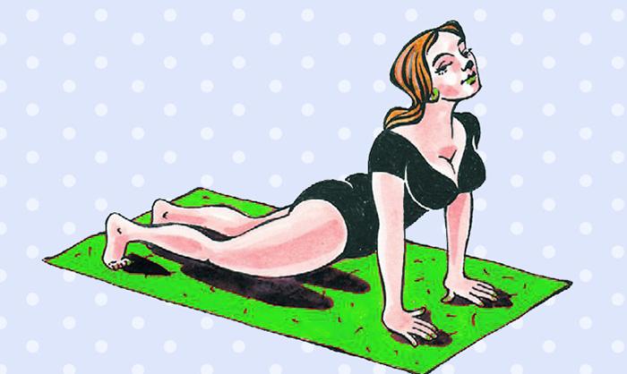 Спина перестала болеть сразу же! Бери и делай эти 6 упражнений здоровье,упражнения