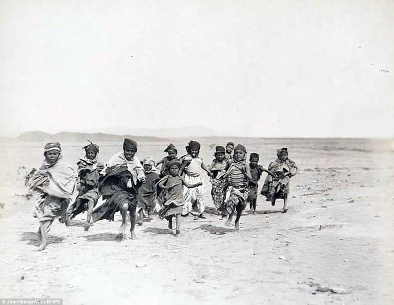 Такой была Северная Африка 125 лет назад африка, история, колонии, фото